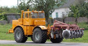 Правила технического ухода за тракторами К-700А, К-701
